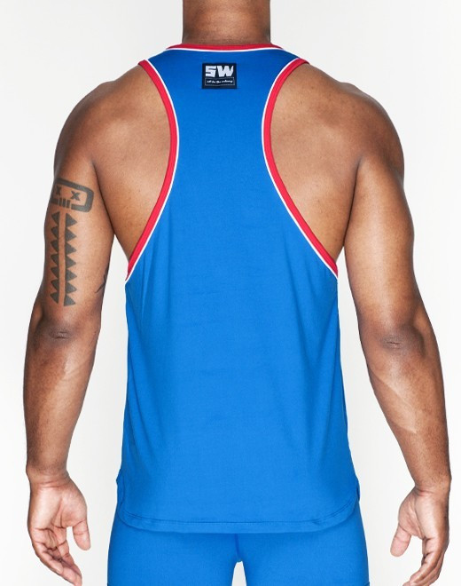 SUPAWEAR Sports Club Tank - All Stars / maieu barbati - diverse marimi