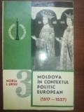 Moldova in contextul politic european- Horia I. Ursu