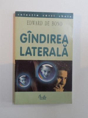 GANDIREA LATERALA de EDWARD DE BONO, 2003 foto
