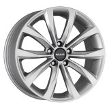 Jante SEAT ATECA 8J x 18 Inch 5X112 et44 - Mak Wolf Silver, 8, 5