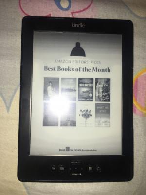 eBook Reader Kindle foto