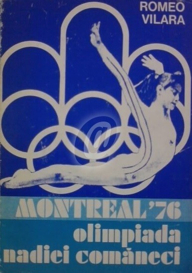 Montreal 76, olimpiada Nadiei Comaneci foto mare
