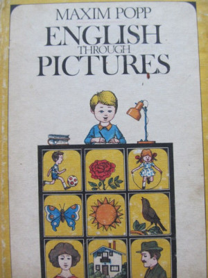 English through picture - Maxim Popp foto