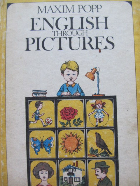 English through picture - Maxim Popp