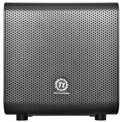 Carcasa desktop Thermaltake Core V1 , Cube tower , Negru foto