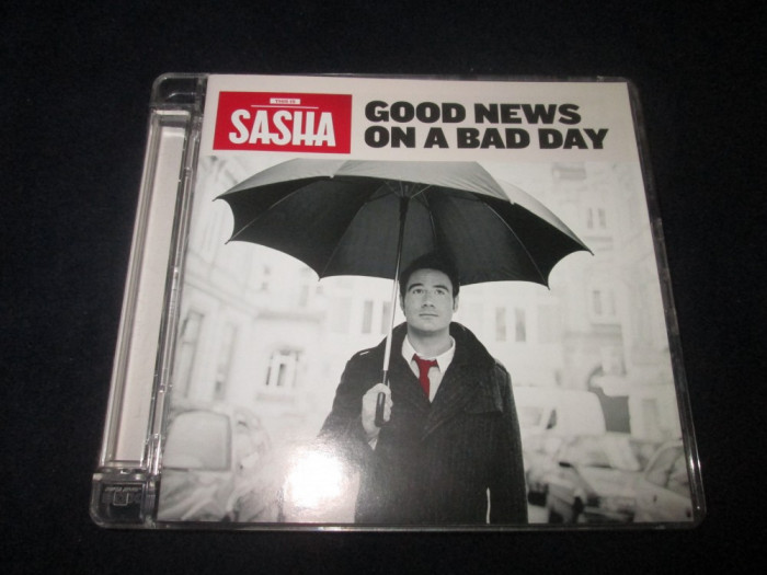 Sasha - Good News On A Bad Day _ CD,album _ Warner (Germania , 2009)