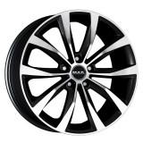 Jante SEAT IBIZA 6.5J x 16 Inch 5X100 et42 - Mak Wolf Black Mirror, 6,5