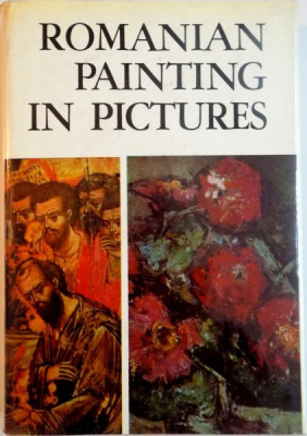 ROMANIAN PAINTING IN PICTURES, 1111 REPRODUCTIONS de VASILE DRAGUT, MARIN MIHALACHE, 1971 foto