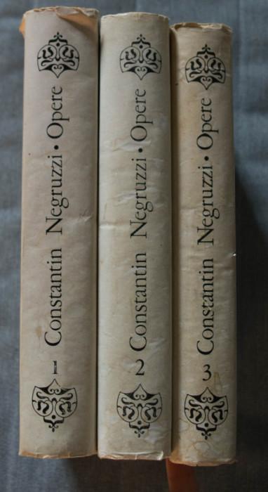 Constantin Negruzzi - Opere (3 vol. - edi?ie critica completa de Liviu Leonte)