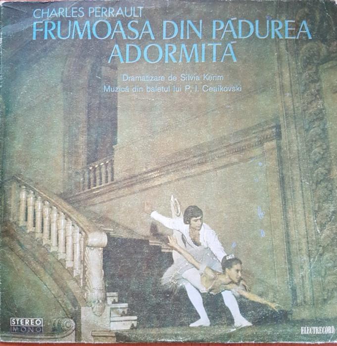 FRUMOASA DIN PADUREA ADORMITA - Charles Perrault (VINIL)