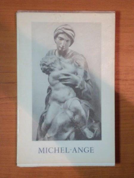 LES SCULPTURES DE MICHEL ANGE par JEAN ALAZARD