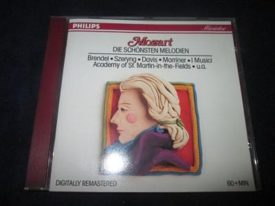 Mozart . Brendel - The Best Of Mozart _ CD _ Philips (Germania) foto