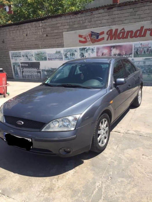 Ford Mondeo 2,0 l, 96 KW,