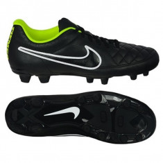 Adidasi Fotbal Nike Tiempo Rio II FG-Adidasi Fotbal Originali 631287-017, 43, Barbati