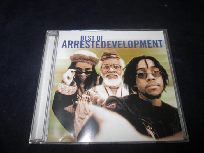 Arestedevelopment - Best Of ... _ CD,compilatie _ EMI (Europa,1998) foto mare