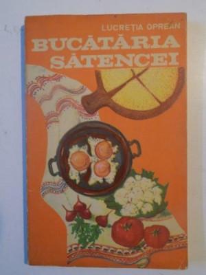 BUCATARIA SATENCEI de LUCRETIA OPREAN 1974 foto