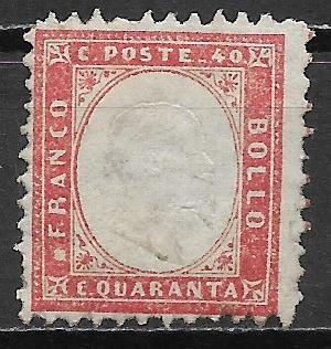 Italia 1862 foto mare