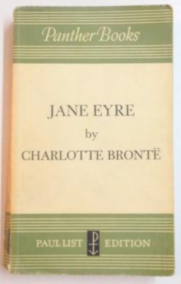 JANE EYRE by CHARLOTTE BRONTE , 1953 foto