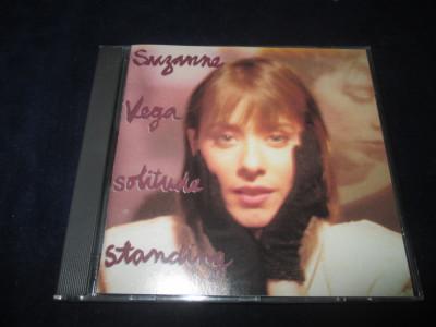Suzanne Vega - Solitude Standing _ CD,album _ A&M Rec. (Europa,1987) foto