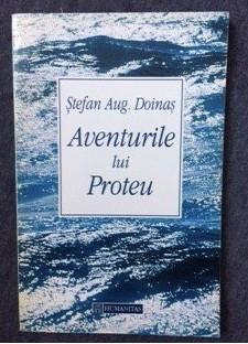 Aventurile lui Proteu  / Stefan Aug. Doinas princeps foto