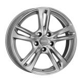 Jante FIAT GRANDE PUNTO 6.5J x 16 Inch 4X100 et40 - Mak Emblema Silver, 6,5, 4