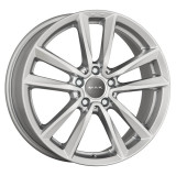 Jante SEAT LEON 7J x 16 Inch 5X112 et43 - Mak Bremen Silver, 7, 5
