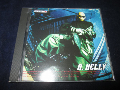 R.Kelly - R.Kelly _ CD,album _ Jive (SUA,1995) foto