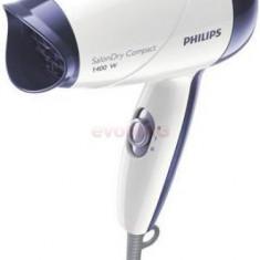 Uscator de par Philips HP8103/00, 1400W, 2 trepte (Alb)