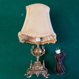 VEIOZA , LAMPA ELECTRICA DE BIROU SAU DORMITOR (NOPTIERA)