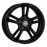 Jante SEAT IBIZA 6J x 15 Inch 5X100 et38 - Mak Emblema Gloss Black, 6, 5