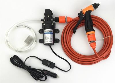 Pompa apa de mare presiune 12V DC Pompa solara, spalatorie auto, rulota, barca foto