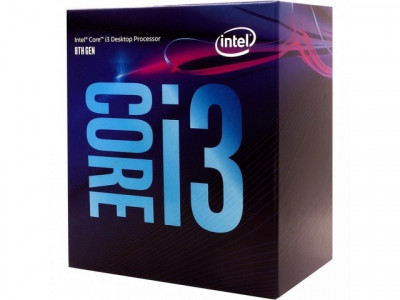 IN CPU CORE I3-8100, BX80684I38100 BX80684I38100 foto