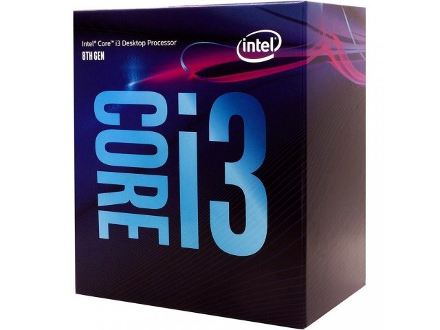 IN CPU CORE I3-8100, BX80684I38100 BX80684I38100 foto mare