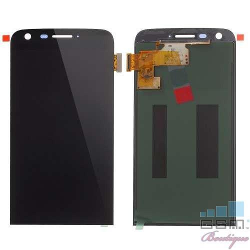Display Cu Touchscreen LG G5 Negru foto mare