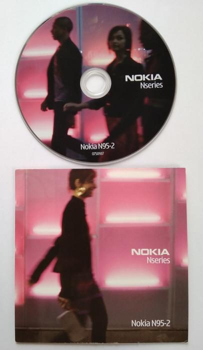 CD original Nokia N95-2 foto mare
