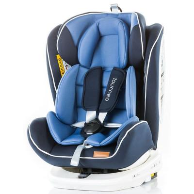 Scaun auto Chipolino Tourneo 0-36 kg Blue cu sistem Isofix foto
