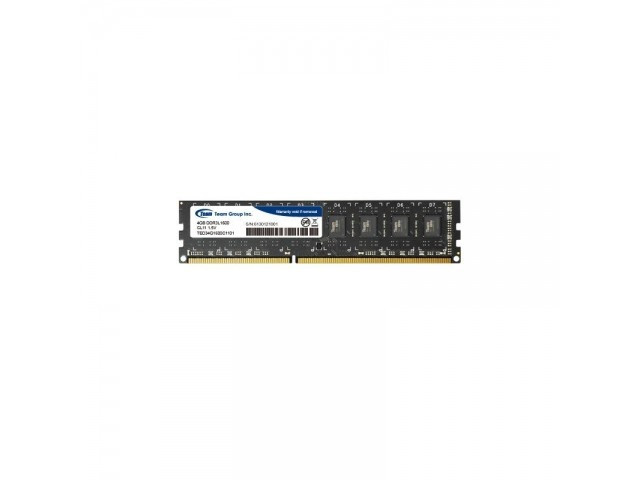 TP DDR3 4GB 1600 TED34G1600C1101 TED34G1600C1101 foto mare