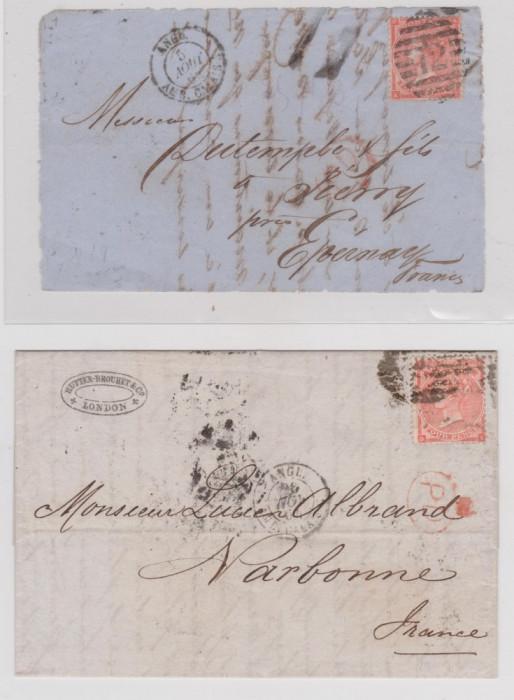 timbre vechi Anglia si Franta foto mare