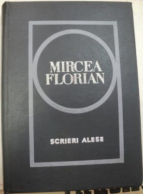 SCRIERI ALESE-MIRCEA FLORIAN,BUCURESTI 1968 foto