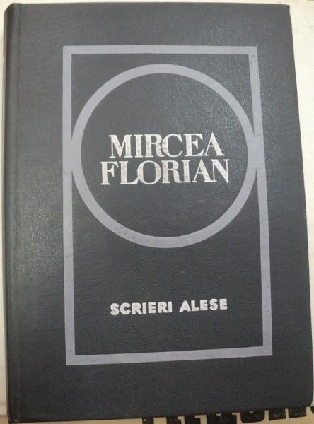 SCRIERI ALESE-MIRCEA FLORIAN,BUCURESTI 1968 foto mare