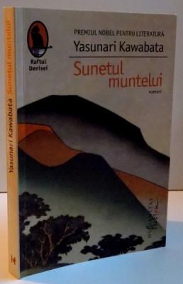 SUNETUL MUNTELUI , 2016 foto