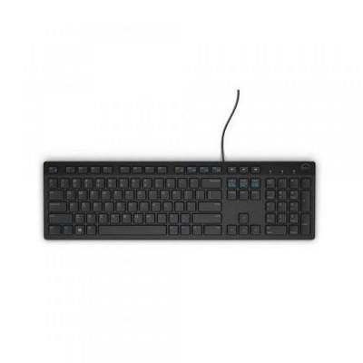 Tastatura Dell KB216 , Multimedia , USB , Negru foto