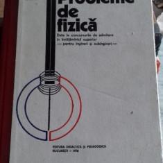 PROBLEME DE FIZICA - G. IONESCU