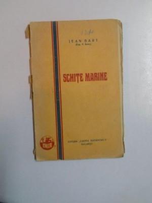 SCHITE MARINE de JEAN BART 1928 foto