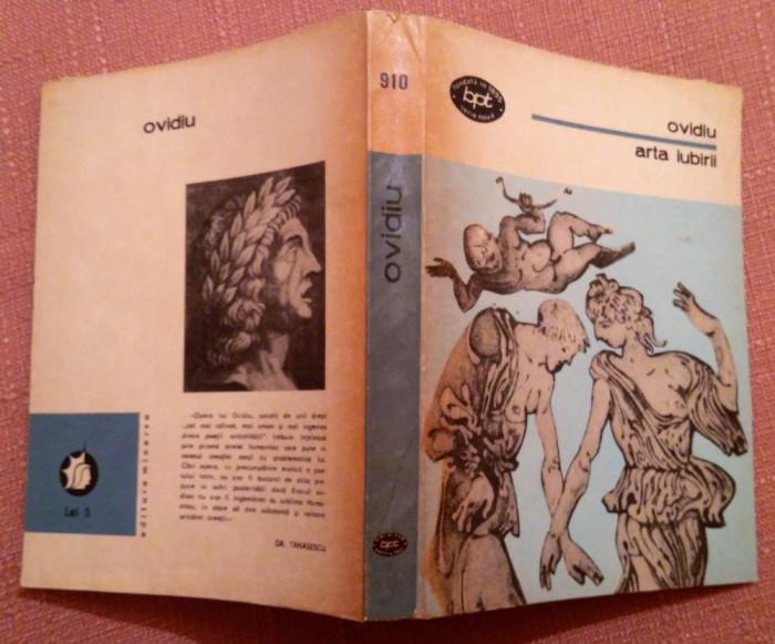 Arta Iubirii. Colectia B.P.T. nr 910 - Ovidiu