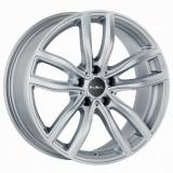 Jante BMW Seria 5 8J x 17 Inch 5X120 et30 - Mak Fahr Silver, 8