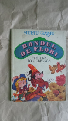 Rondul de flori an 1980/ilustratii/86pag- Iuliu Ratiu foto