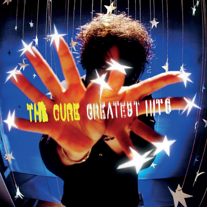 Cure Greatest Hits LP (2vinyl)