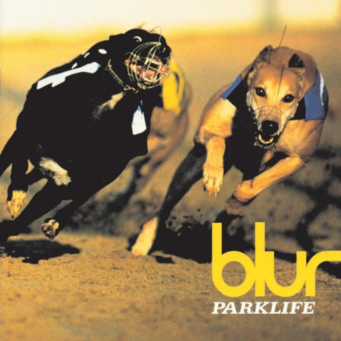 Blur Parklife 16 tracks (cd) foto mare