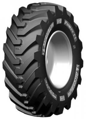 340/80-18 (12.5/80-18) 143A8 POWER CL TL - MICHELIN foto